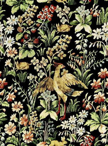 Floral Tapestry tapettipaneeli